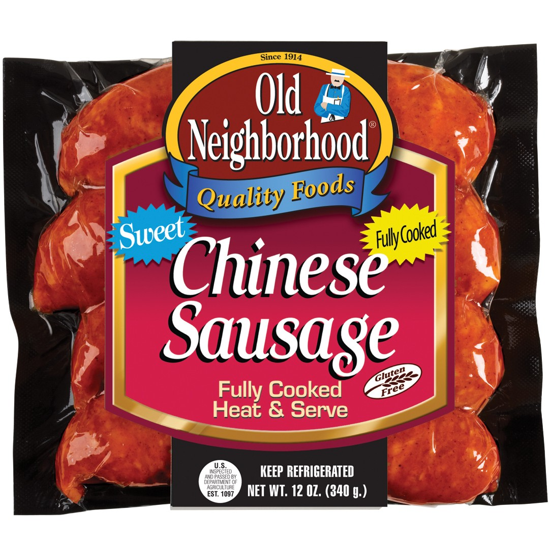 ONF Sweet Chinese Sausage
