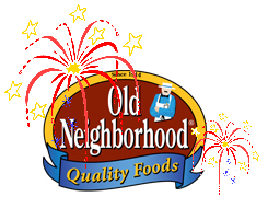 Old Neighborhood New Year Logo